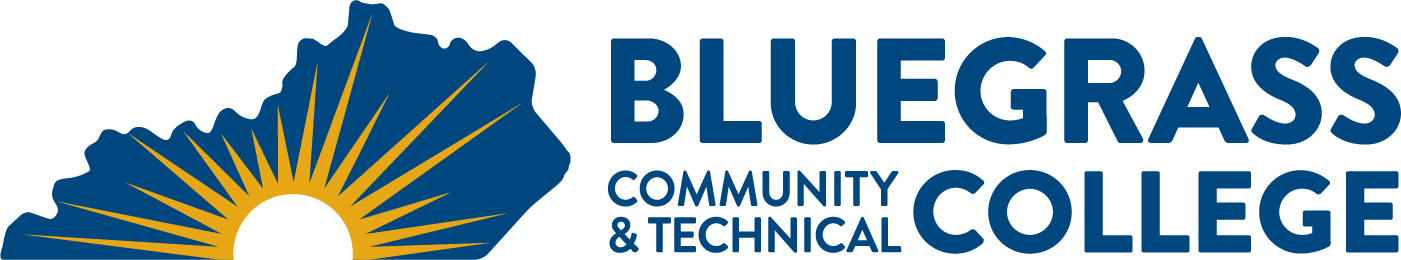 horizontal bluegrass community and technical college logo