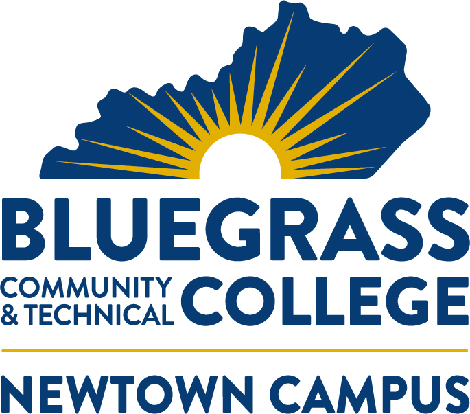 bctc newtown campus vertical logo