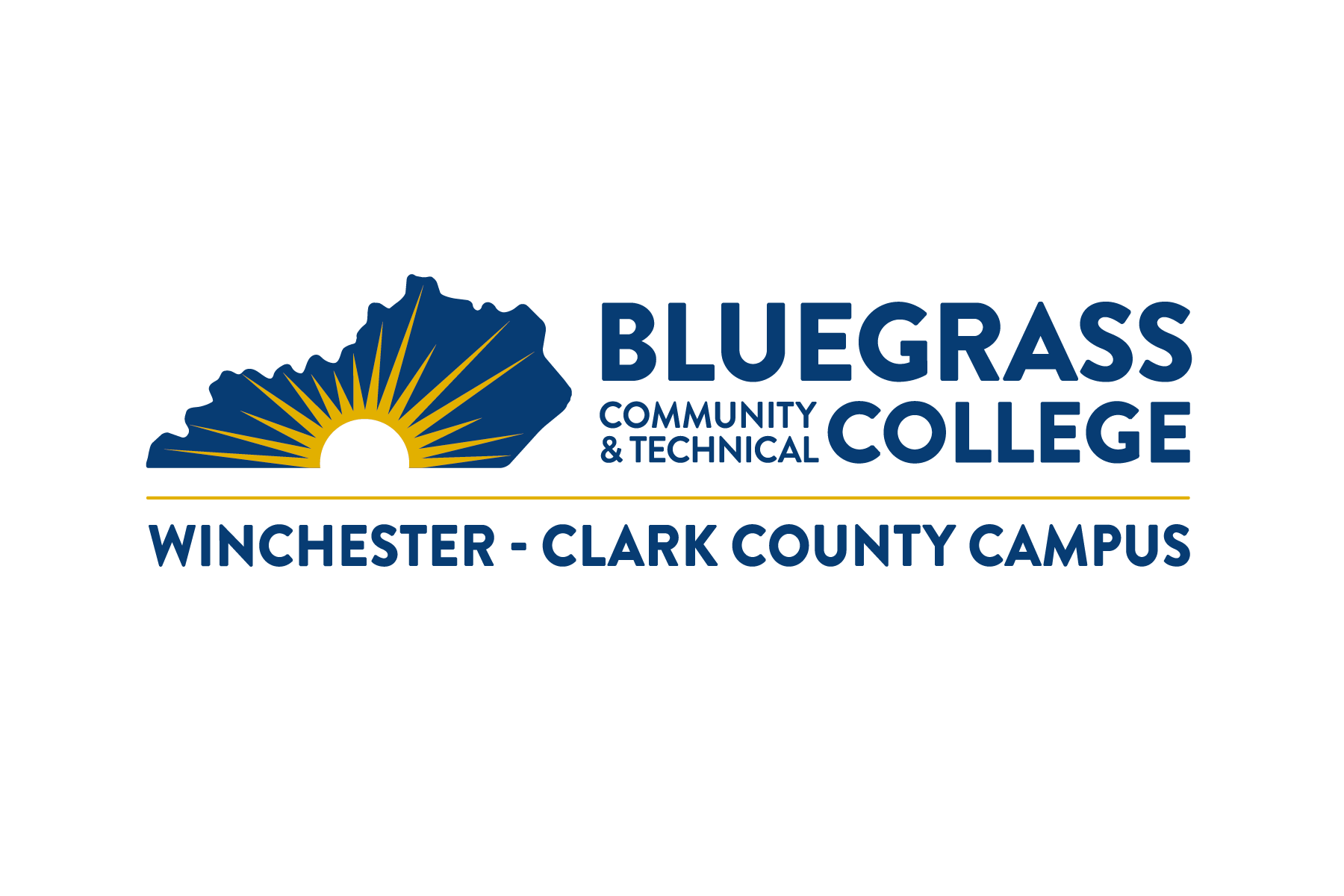 bctc winchester campus horizontal logo