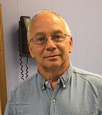 photo of David Prewitt