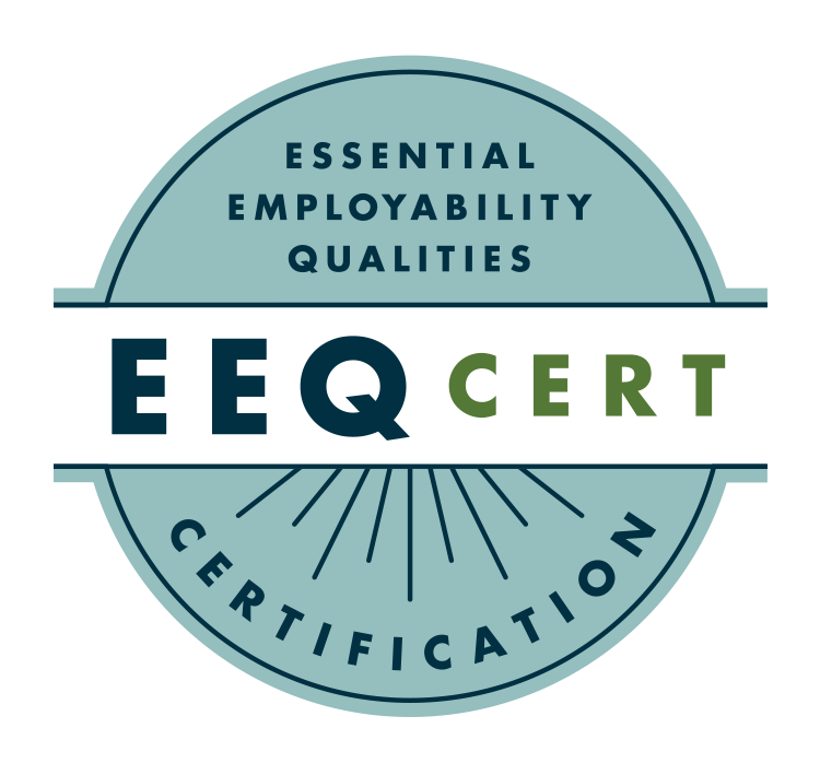essential employability qualities certification logo
