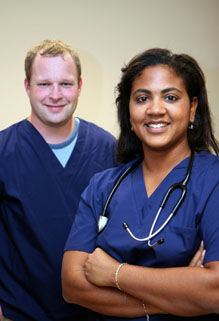 Two Medicaid Nurse Aides