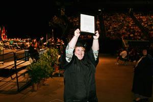 Photos of the 2007 Graduation Ceremonies