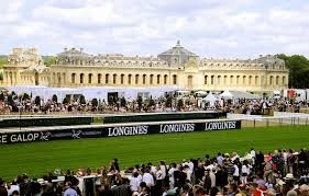 photo of the Chantilly Racecourse, France