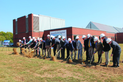 Groundbreaking for new Danville AMC
